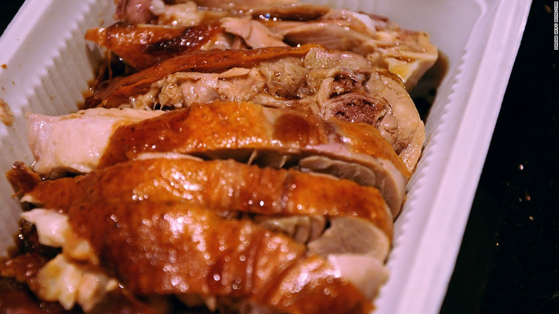 Nanjing's roast duck may be lesser-known than its northern counterpart Peking duck, but it's no less satisfying.