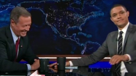 Martin OMalley Daily Show Daily Hit NewDay_00005313
