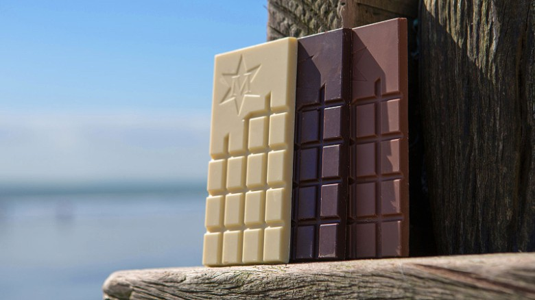 In honor of its origins, the Pattinson's chocolate is named after Aztec emperor Montezuma.