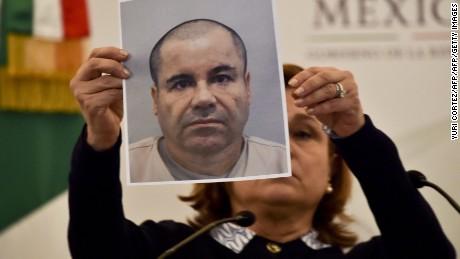 'El Chapo' to be extradited to U.S., authorities say