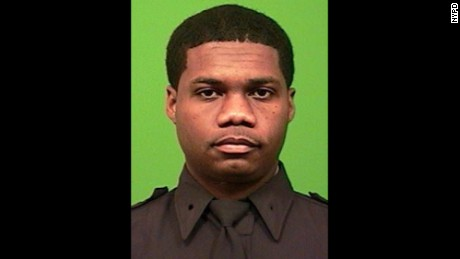NYPD cop fatally shot in head while chasing suspect