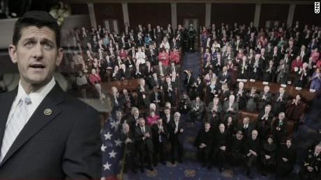 GOP Paul Ryan poll House Speaker leadership newday_00021420