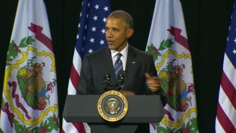 Obama: Prescription drug misuse a gateway to heroin