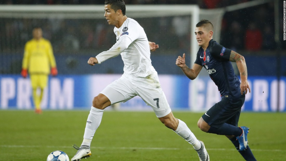 scooby doo van jouets - Champions League: Paris Saint-Germain and Real Madrid stalemate ...