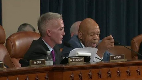 trey gowdy elijah cummings confrontation benghazi hearing_00003614