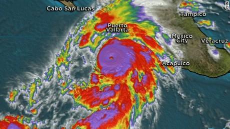 Hurricane Patricia And Why U S Needs Mexico Ambassador