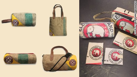 Cool with regard to kids: Elephant Branded's products.