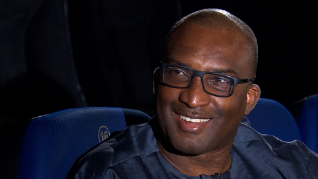 The man who wants to make Hollywood move to Nigeria