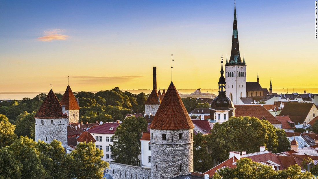 "The capital city of Tallinn and its UNESCO-protected Old Town is now one of Europe's ""most captivating cities,"" while the ""sparsely populated countryside and extensive swathes of forest provide spiritual sustenance for nature lovers."""