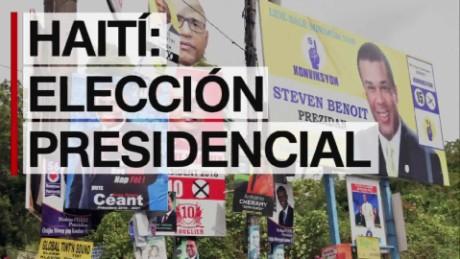 Haití: Elección Presidencial  _00000000