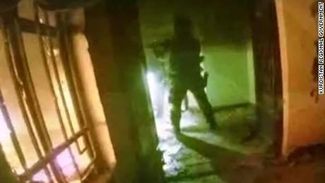 iraq raid rescue footage seg_00001206