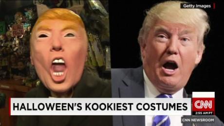 Halloween's Kookiest Costumes _00021003