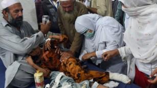 Quake strikes South Asia