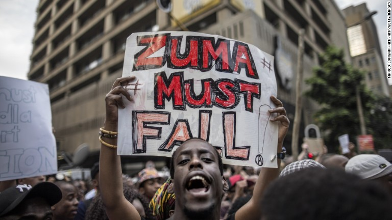 South Africa's 'fees must fall' protests are about more than tuition costs