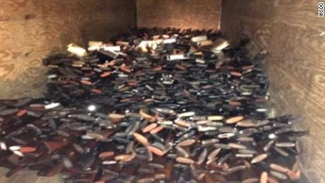 south carolina gun stash seized pkg_00010901
