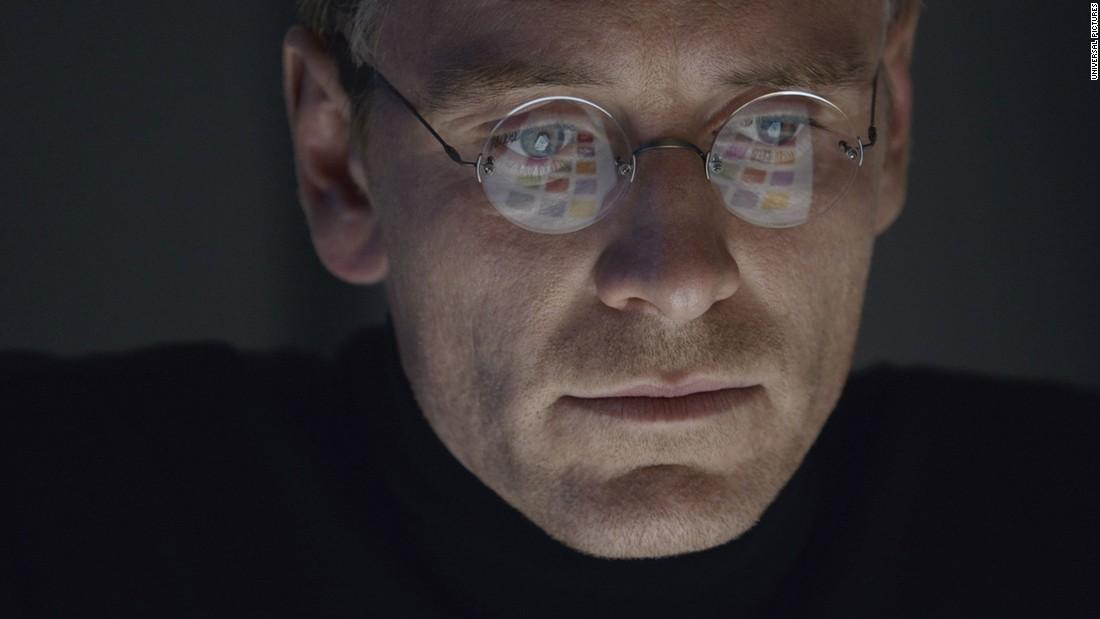 "<strong>Best screenplay<strong></strong>: </strong>Aaron Sorkin, ""Steve Jobs"""