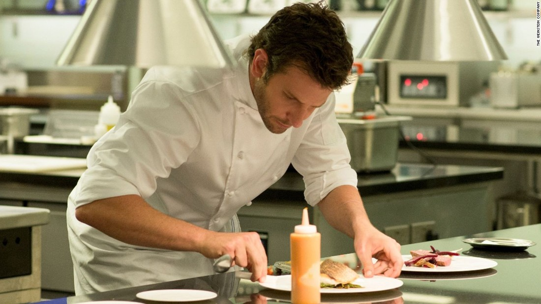 "<strong>""Burnt"" (2015): </strong>Bradley Cooper stars as a troubled chef seeking redemption in this tasty flick."