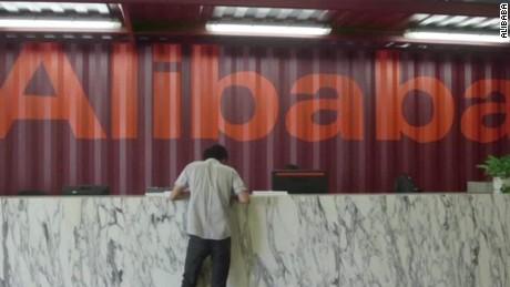 aliababa shares soar duncan clark interview wbt_00024507