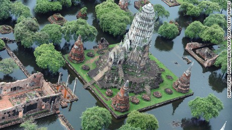 Ancient City features dozens of scale versions of Thailand's most significant landmarks.