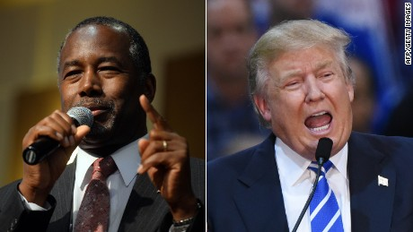 Donald Trump: Ben Carson says he's pathological