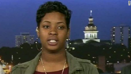 Niya Kenny Interview south carolina school arrest video CTN _00011514