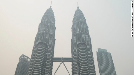 Show up early if you want to hit the Petronas Twin Towers' Skybridge as a limited number of passes are issued per day.