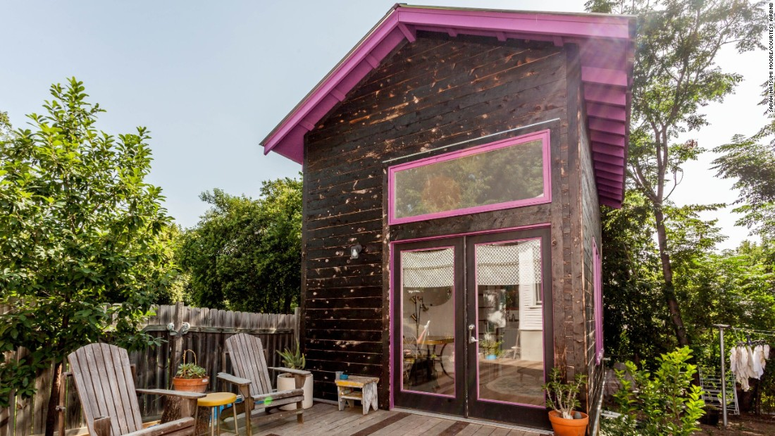 Tiny house rentals for your mini vacation - CNN.com