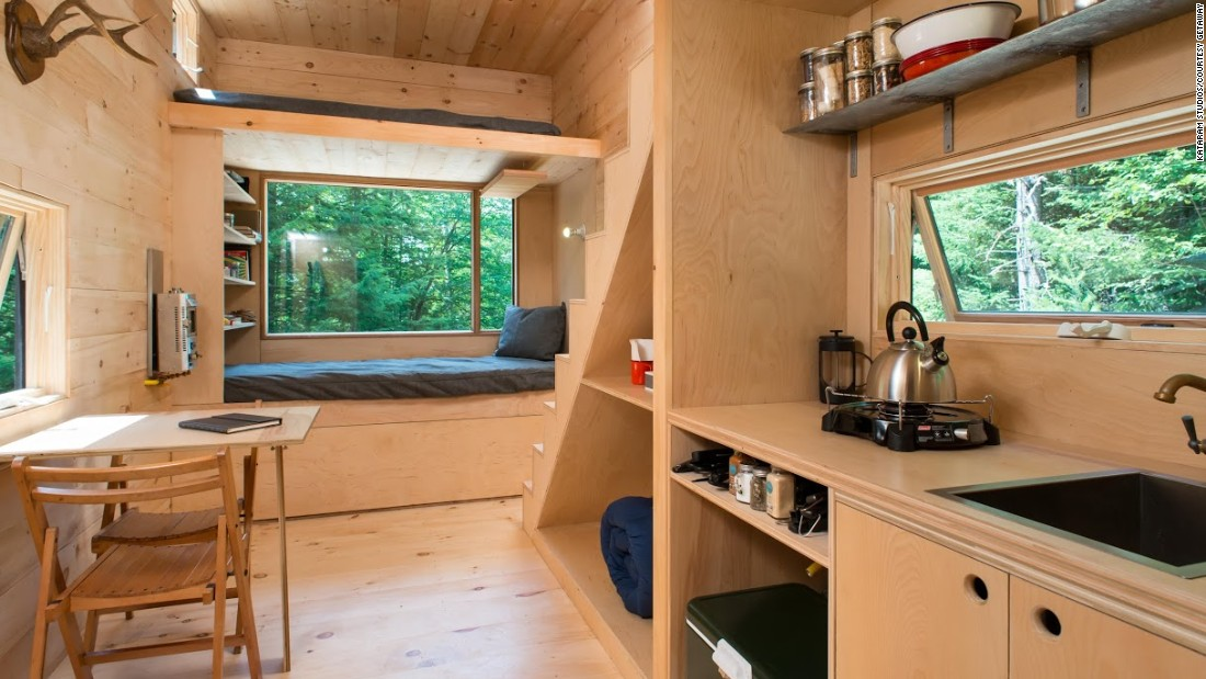tiny house rentals for your mini vacation cnn com