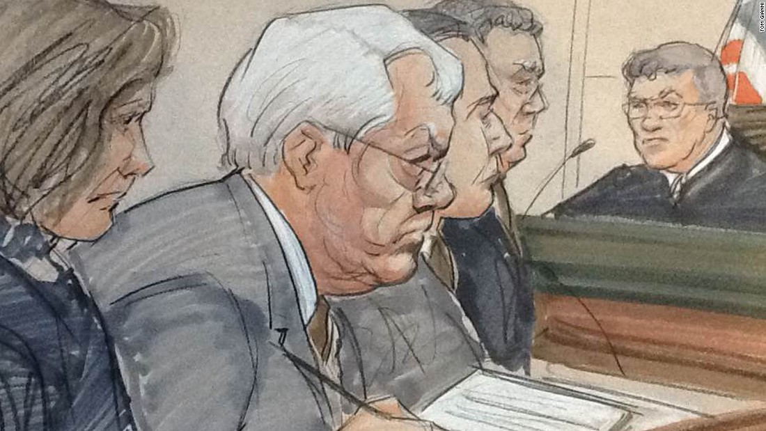 Dennis Hastert gets 15 months in prison in hush money case ...