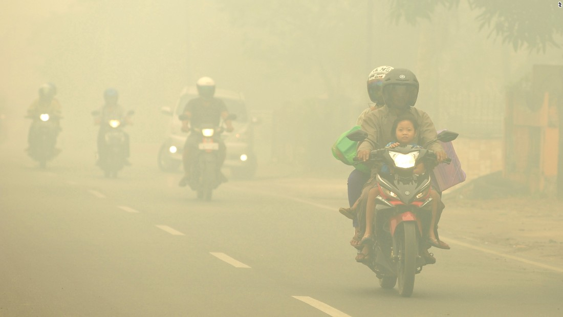 Southeast Asia's haze: 'Crime against humanity'