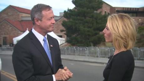 O'Malley attacks Clinton over death penalty