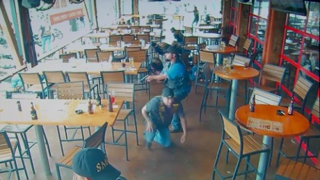 Waco biker shooting surveillance video Lavandera pkg_00012408