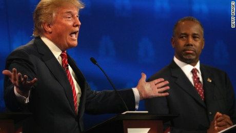 Poll: Trump, Carson neck-and-neck in South Carolina