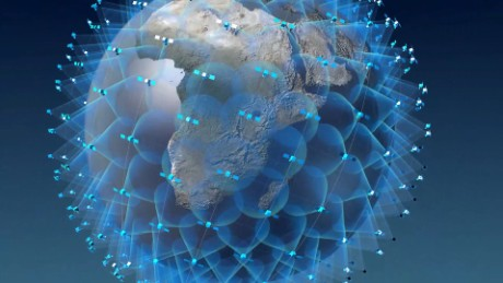 Google, Facebook, SpaceX, OneWeb plan to beam Internet everywhere