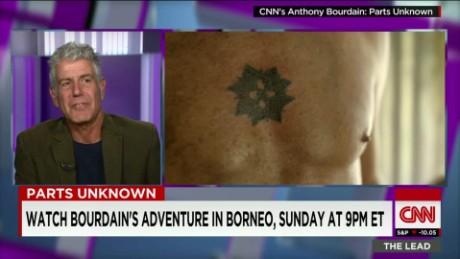 anthony bourdain tattoo borneo lead_00015629