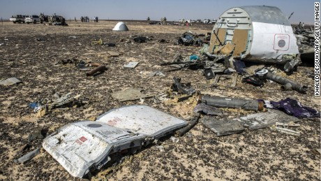Egypt: 'Premature' to draw conclusion about plane crash