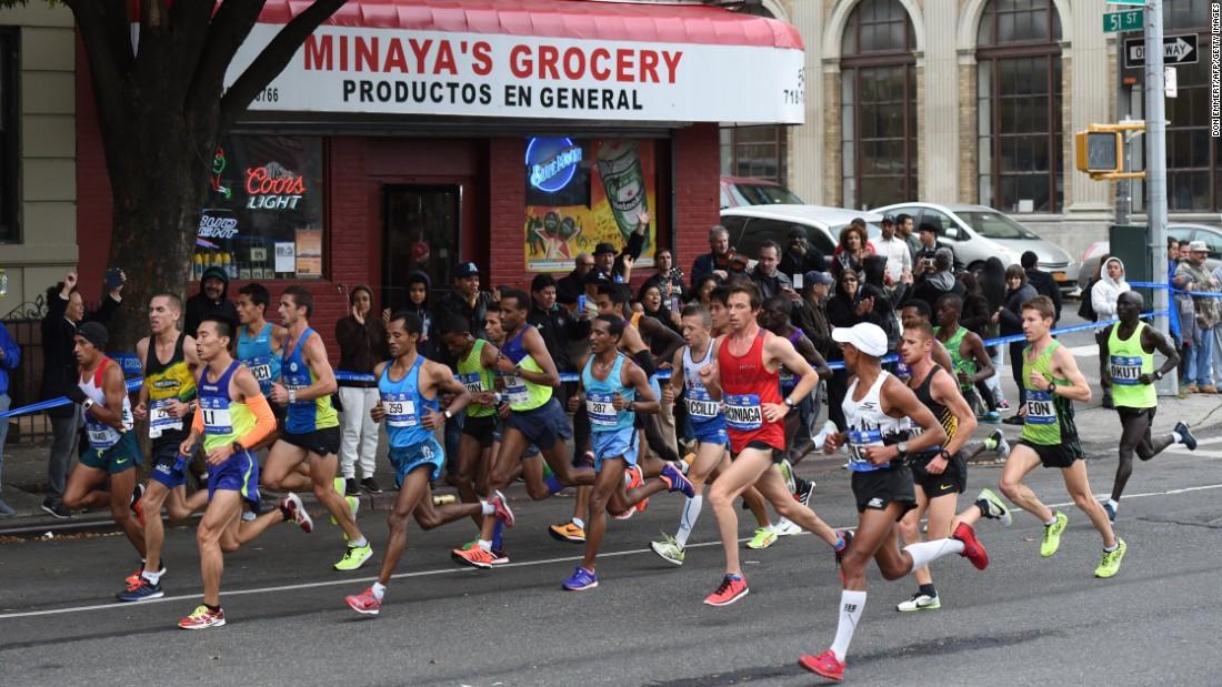 FirstGiving - NYC Marathon Team Challenge 2015