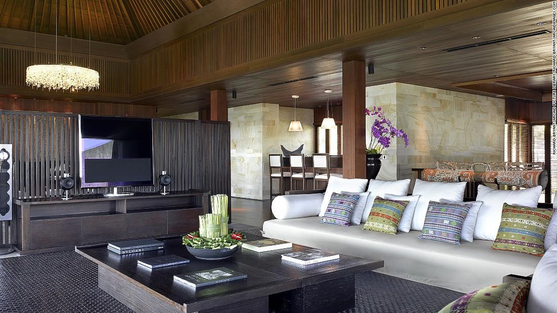 extraordinary luxury mansion living room | Inside Bali's super luxurious mansion hotels - CNN.com