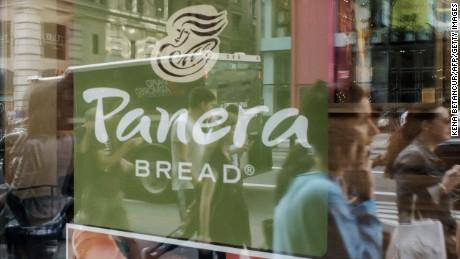Panera Bread's menu, as curated by a nutritionist