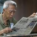 singapore elderly man