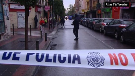 spanish police arrest isis linked terrorists in madrid cnni_00002917