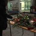 St. Petersburg airport memorial, Oct 31