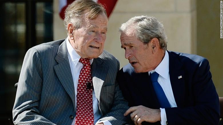 41 By George Bush