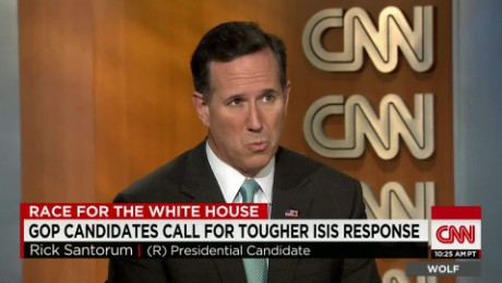 exp New Poll Shows Santorum Below One Percent_00002001