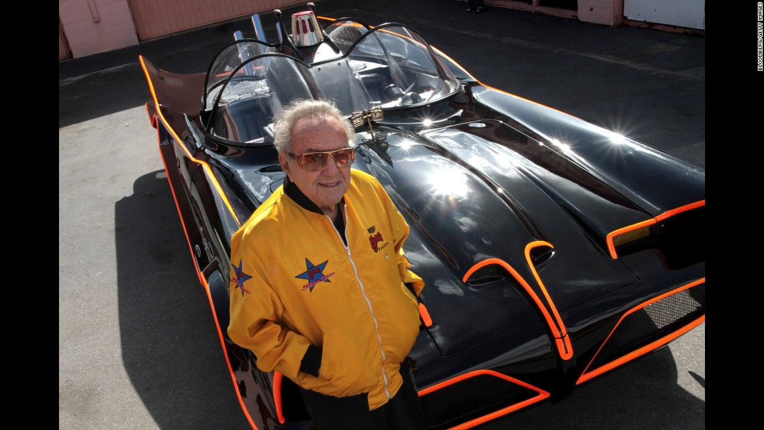 "<a href=""http://www.cnn.com/2015/11/05/entertainment/george-barris-custom-cars-batmobile-dies/index.html"" target=""_blank"">George Barris</a>, the Batmobile creator whose talent for turning Detroit iron into decked-out automotive fantasies earned him the nickname ""King of the Kustomizers,"" died on November 5. He was 89."