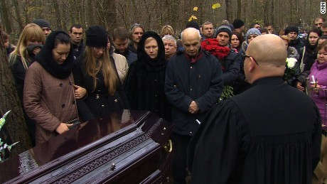 2015-11-06 10:27:16 FUNERAL OF TIMUR MILLER AND ANOTHER VICTIMS SISTER - NATALIA MARAKOVA S FEARS THE GOVERNMENT IS COVERING UP WHAT BROUGHT DOWN METRO JET 9268