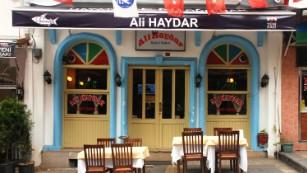 Ali Haydar: A true Turkish tavern.