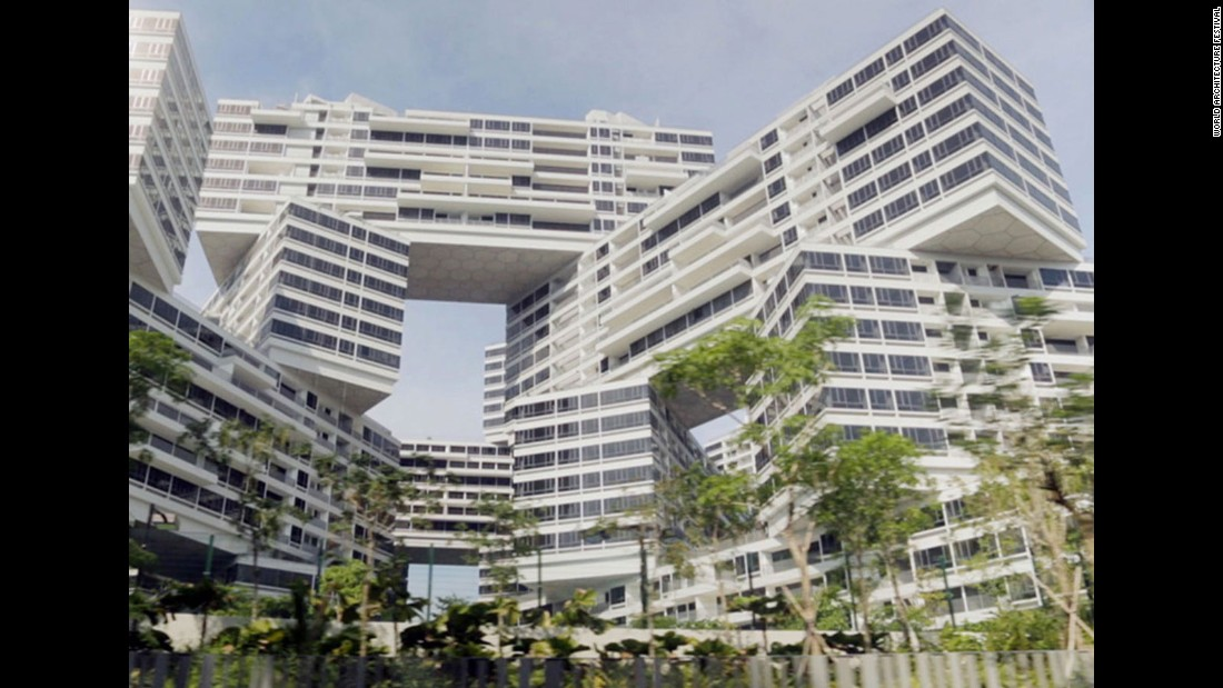 World building of the year for Space definition in architecture