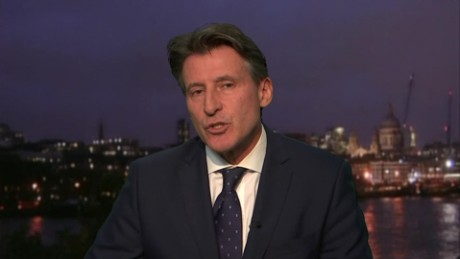 IAAF president: 'I will do anything' to fix our sport