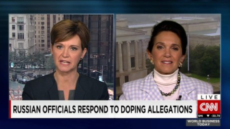 exp Russian officials respond to doping allegations_00024926